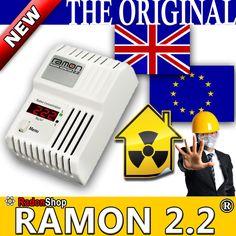 Ramon 2.2 Radon Monitor - Radiation Gauge - Radon Detector - Radioaktivity