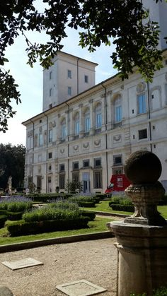Galleria Borghese - get tickets and go! http://www.galleriaborghese.it/borghese/en/einfo.htm