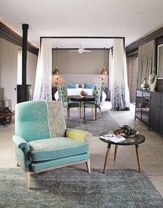 Suite Game Lodge, Beach Road, Architect Design, Accent Chairs, Cottage, House, Furniture, Home Decor, Upholstered Chairs