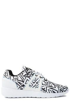 Asfvlt Sneaker Wit | Online Kopen | Gratis verzending & Retour | Ziengs.nl