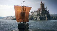 'Game of Thrones' Season 6 Premiere Reveals.: 'Game of Thrones' Season 6 Premiere Reveals Melisandre's… Game Of Thrones Cover, Game Of Thrones Prequel, Game Of Thrones Books, Game Thrones, Khal Moro, King's Landing, Season Premiere, 6 Photos, Pictures