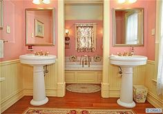 Victorian Bathrooms | Victorian bathroom | Victoria! Like the Queen!