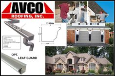 East Texas:  http://www.avcoroofing.com   Contact us for an A+ roofing, & seamless rain gutter company. #tyler #roofing