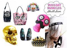 Loving the Skulls..