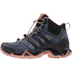 Adidas Outdoor Terrex Swift R Mid GTX Hiking Boot - Women'sMidnight Grey/Black/Raw Pink
