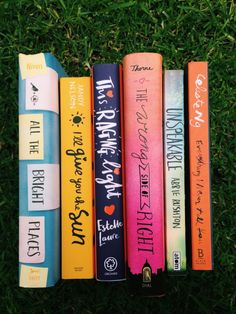i literally have all of these on my to read list - theXunicornXqueen