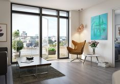 The Hackitt Report has had a lasting effect on the UK construction industry but has also left many unsure of how to comply with MHCLG guidance. Read our 5 key takeaways from the Hackitt Report with insights from industry leaders here Construction Process, Construction Design, Living Room Trends, Living Spaces, Temporary Wall, High Rise Building, Balcony Design, Colorful Chairs, Create Space