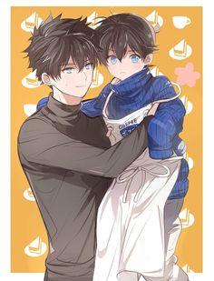 Little Shinichi and teenage Kaito Kid? Detektif Conan, Conan Comics, Magic Kaito, Cute Anime Boy, Anime Guys, Detective Conan Shinichi, Shadow Wolf, Kaito Kuroba, Detective Conan Wallpapers