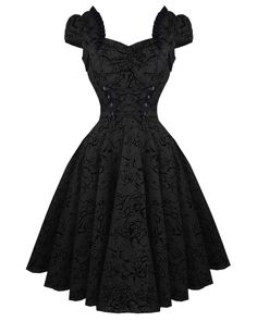 Charmant Dress Black