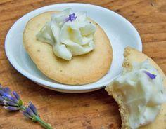 Lemon Lavender Buttercream Frosting