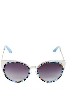SUNGLASSES - MATTHEW WILLIAMSON BY LINDA FARROW - LUISAVIAROMA.COM - WOMEN'S ACCESSORIES - SALE - LUISAVIAROMA.COM