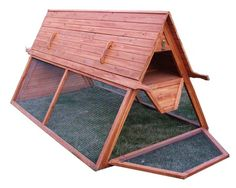 Portable Chicken Coop for Layers