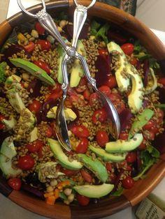 The Works Kale Salad