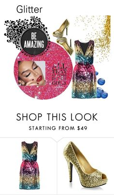 """""""all that glitters is not gold"""" by susanp76 ❤ liked on Polyvore featuring beauty"""