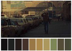 Taxi Driver (1976) •Director: Martin Scorsese •Cinematography: Michael Chapman •Art Director: Charles Rosen •Costume Design: Ruth Morley