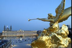 Place Stanislas (UNESCO World Heritage - Nancy, Capital of Lorraine)