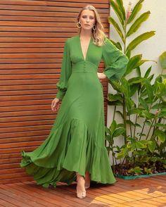 Elegant Dresses, Pretty Dresses, Beautiful Dresses, Casual Dresses, Pretty Outfits, Mode Outfits, Dress Outfits, Fashion Dresses, Chic Dress