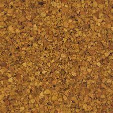 Kork fliser ubehandlet natur i 300 x 300 mm