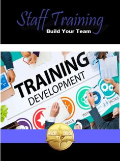 We provide group staff training\'s for daycare\'s and schools that would like private training classes at their school. Our master-level trainers will come to you!e can customize and design the training to fit your needs!  #education #edchat #earlyed #daycare #childcare #teacher