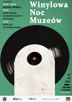 Winylowa Noc Muzeów współorganizowana przez https://hifistore.pl/ #gramofon #białystok #hifi #stereo #audio #project #winyl #winyle