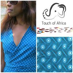 Cross over V-neck wrap dress Neck Wrap, Wrap Dress, V Neck, Clothes For Women, House Styles, Dresses, Fashion, Outfits For Women, Fashion Styles