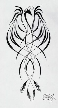 PhoeniX tattoo by EpHyGeNiA.deviantart.com on @deviantART