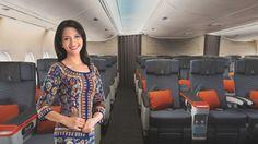 Singapore Airlines' Premium Economy Class im Test