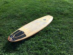 Wooden Kite-Directional 5,4  #woodensurfboard #paulownia