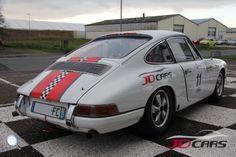 PORSCHE 911 de compétition 2 litres de 1965 | JD cars expert en véhicule de collection