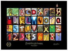 Nature is endlessly astonishing... ever seen The Butterfly Alphabet?