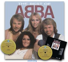 Abba compilation album from America - visit my blog for more details #Abba #Agnetha #Frida #Vinyl http://abbafansblog.blogspot.co.uk/2016/12/abba-compilation-album_17.html
