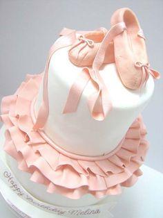 bolos de bailarina: Curta comigo essas obras de arte e inspire-se para o seu próximo evento! Cada um mais lindo que o outro.