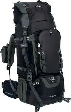 Cabela's: High Sierra Titan 55 Internal Frame Backpack