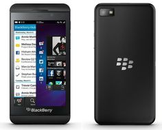 NEW BLACKBERRY Z10 UNLOCKED - Verizon BLACK 4G 16GB 8MP GSM  #BlackBerry #Bar