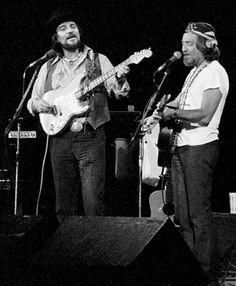 Waylon & Willie :)