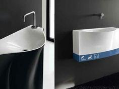 Bathroom fittings by ArtCeram