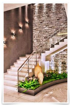 design ideas simple Read This Article For The Best Interior Design Advice Cool staircase ideas. stairs with beadboard risers…like this idea for my basement stairs!… stairs with beadboard risers Stairs Design, Interior Design Advice, House Design, Simple Interior, Indoor Garden, Simple Interior Design, Best Interior Design, Design Your Home, Home Decor Tips