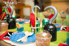 Neverland Birthday Party Ideas | Photo 2 of 61 | Catch My Party