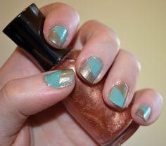 Very Enchanting: DIY Nail Polish Color