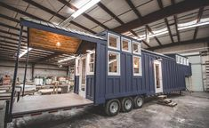 Another tiny house fundraiser from Lamon Luther! They're raising funds for Beloved Atlanta, a non-profit that helps women affected by sexual exploitation.