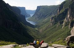 Make it fun & romantic at the same time. Gros Morne Park