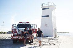 Breezy Point Lighthouse Tom
