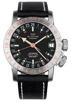 Glycine Watch Airman 17 #bezel-bidirectional #bracelet-strap-leather #brand-glycine #case-depth-10-75mm #case-material-steel #case-width-46mm #clasp-type-tang-buckle #date-yes #delivery-timescale-1-2-weeks #dial-colour-black #gender-mens #luxury #movement-automatic #official-stockist-for-glycine-watches #packaging-glycine-watch-packaging #style-dress #subcat-airman #supplier-model-no-3917-196-lb9b #warranty-glycine-official-2-year-guarantee #water-resistant-200m #world-time-yes
