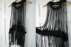 Como hacer una camiseta de moda ~ lodijoella