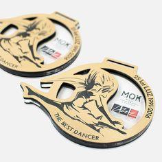 Realizacje medali na zamówienie. Oryginalne medale sportowe, okolicznościowe, pamiątkowe. Kolorowe medale dla dzieci. Unikatowe projekty medali.
