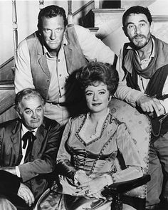 Gunsmoke - another one of my dad's favorite television shows, and I remember watching this as a very young child.