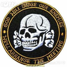 "Special Forces ""God Will Judge Our Enemies"" - ""We'll Arrange The Meeting"""