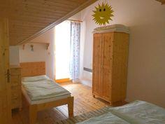Tatralandia - Apartmán Alex - spálňa