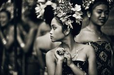 THE GIRL FROM TENGANAN VILLAGE BALI by simplyoga