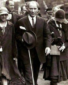 Kemal Attaruk, Presiden Turki pertama